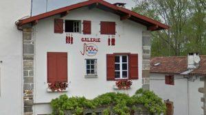 Albergue Galerie d'art Andy Bleu, Espelette, Francia - Camino Baztanés :: Albergues del Camino de Santiago