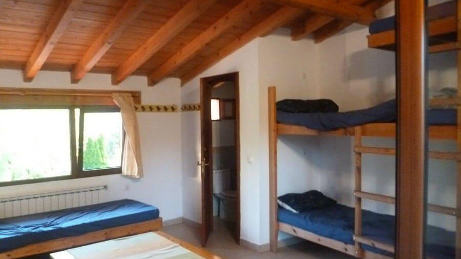 Albergue La Cabaña del Abuelo Peuto, Güemes (Cantabria) - Camino del Norte :: Albergues del Camino de Santiago