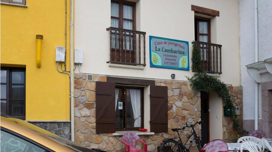 Albergue Casa de Peregrinos La Cambarina, Poo de Llanes - Camino del Norte :: Albergues del Camino de Santiago