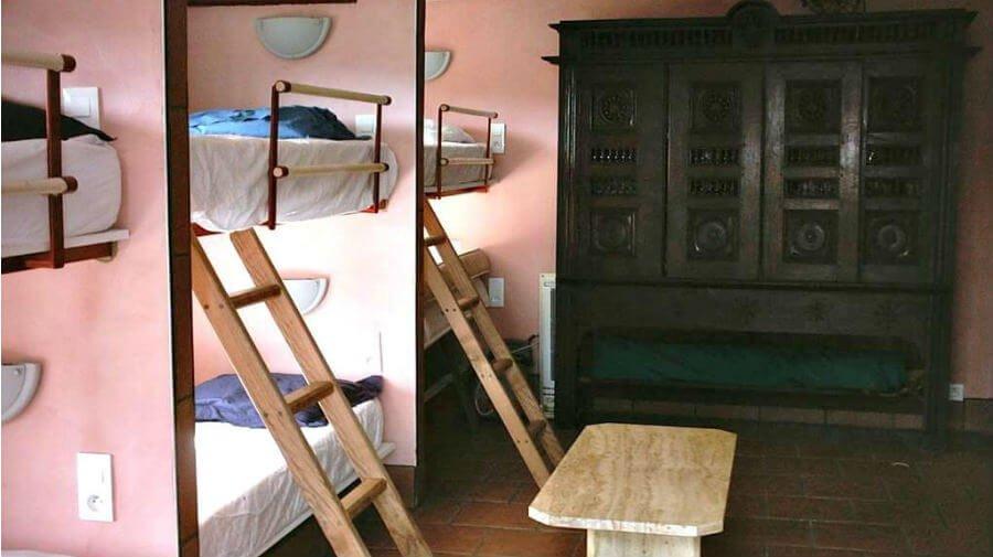 Albergue La Coquille Napoleón, Uhart-Cize, Francia - Camino Francés :: Albergues del Camino de Santiago