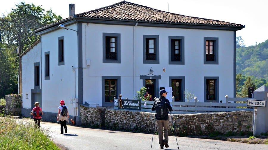 Albergue de peregrinos La Rectoral de Priesca, Priesca (Villaviciosa) - Camino del Norte :: Albergues del Camino de Santiago