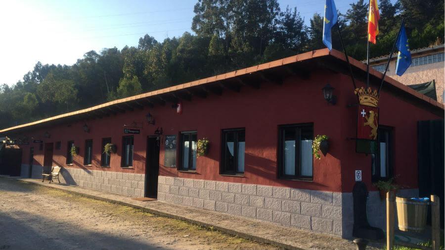 Albergue La Senda del Peregrino, La Portilla de Llanes (Asturias)- Camino del Norte :: Albergues del Camino de Santiago