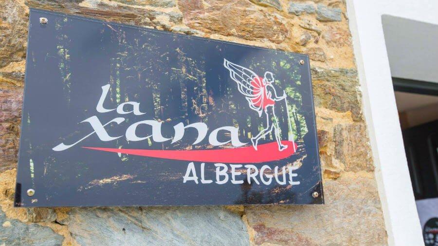 Albergue La Xana, La Caridad (Asturias) - Camino del Norte :: Albergues del Camino de Santiago