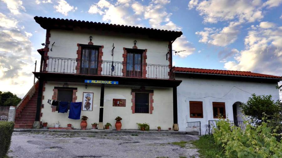 Albergue Osa de Andara, Queveda (Cantabria) - Camino del Norte :: Albergues del Camino de Santiago