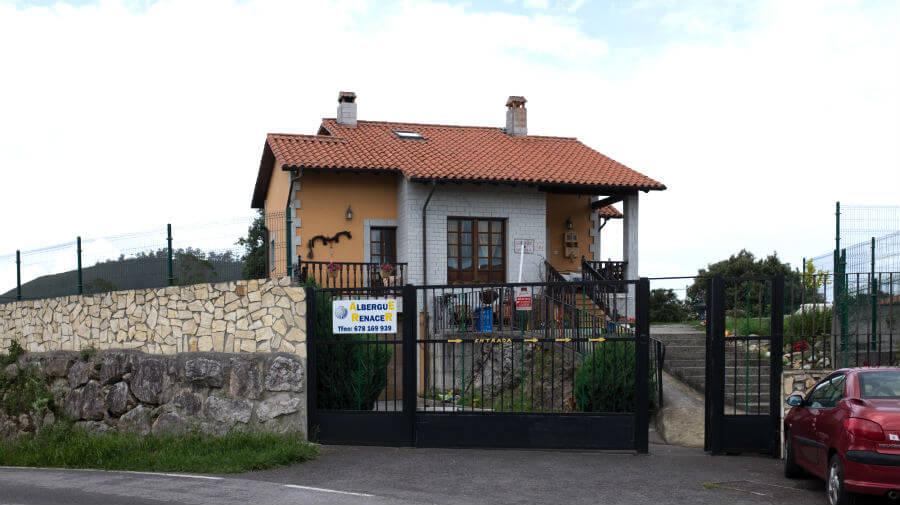 Albergue Renacer, La Franca (Asturias) - Camino del Norte :: Albergues del Camino de Santiago