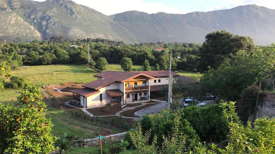 Albergue Reposo de Andayón, Cuerres (Ribadesella) - Camino del Norte :: Albergues del Camino de Santiago