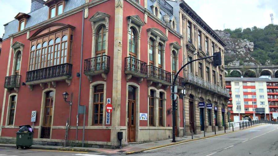 Albergue Villa de Luarca, Luarca (Asturias) - Camino del Norte :: Albergues del Camino de Santiago