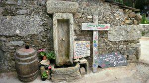 Albergue de peregrinos La Fuente del Peregrino, Ligonde, Lugo - Camino Francés :: Albergues del Camino de Santiago