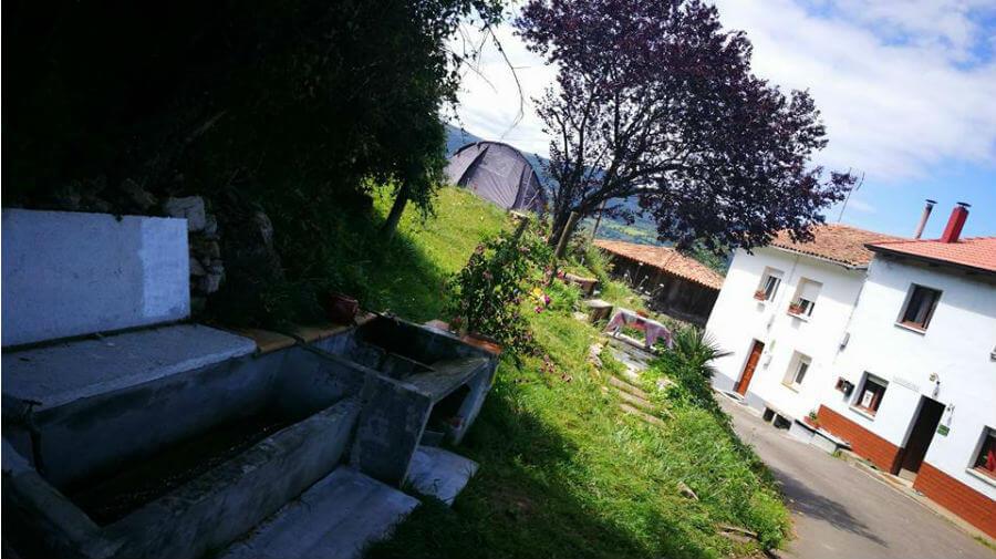 Albergue de peregrinos La Payariega, Carda (Villaviciosa) - Camino del Norte :: Albergues del Camino de Santiago