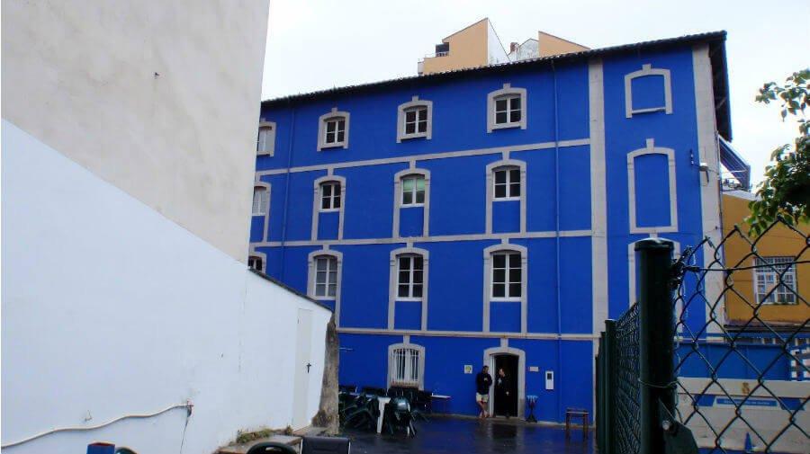 El albergue de peregrinos de Avilés bate su propio récord