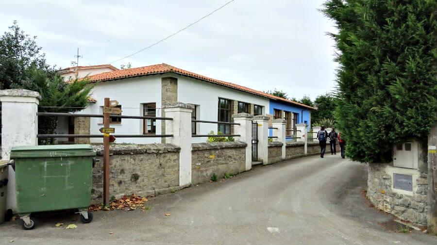 Albergue de peregrinos La Isla, La Isla (Colunga) - Camino del Norte :: Albergues del Camino de Santiago