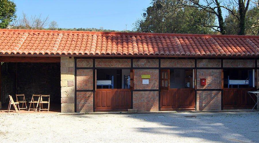 Albergue municipal Jesús Otero, Santillana del Mar (Cantabria) - Camino del Norte :: Albergues del Camino de Santiago