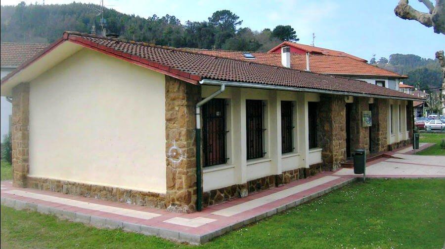 Albergue de Pobeña, Muskiz (Vizcaya) - Camino del Norte :: Albergues del Camino de Santiago