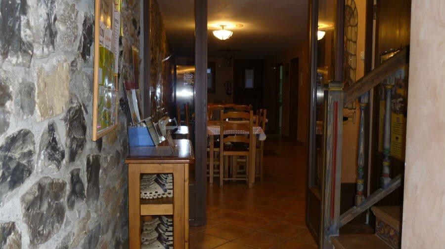 Albergue de peregrinos municipal de Santa Cilia de Jaca - Camino Aragonés :: Albergues del Camino de Santiago