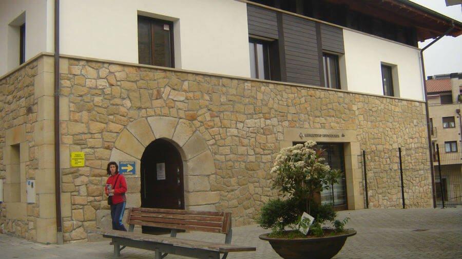 Albergue de peregrinos de Larrabetzu, Vizcaya - Camino del Norte :: Albergues del Camino de Santiago