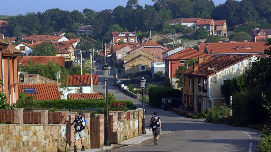 Caborredondo, Cantabria - Camino del Norte :: Albergues del Camino de Santiago