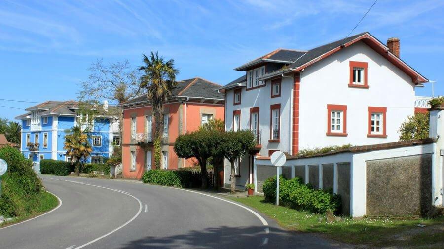 Cadavedo (Concejo de Valdés, Asturias) - Camino del Norte :: Albergues del Camino de Santiago