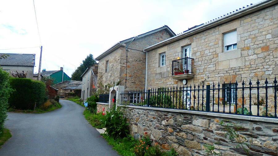 Castromaior-Abadín, Lugo - Camino del Norte :: Albergues del Camino de Santiago