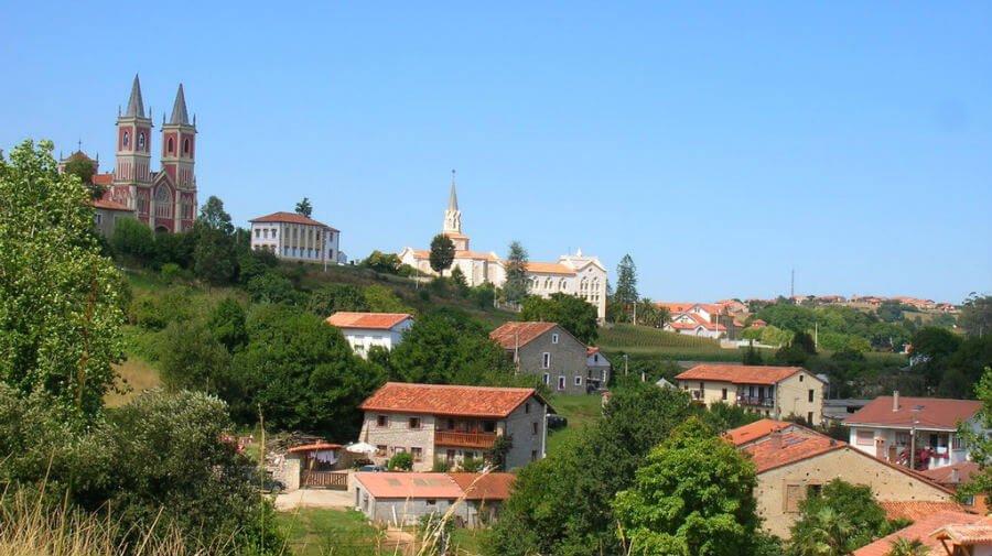 Cóbreces, Cantabria - Camino del Norte :: Albergues del Camino de Santiago
