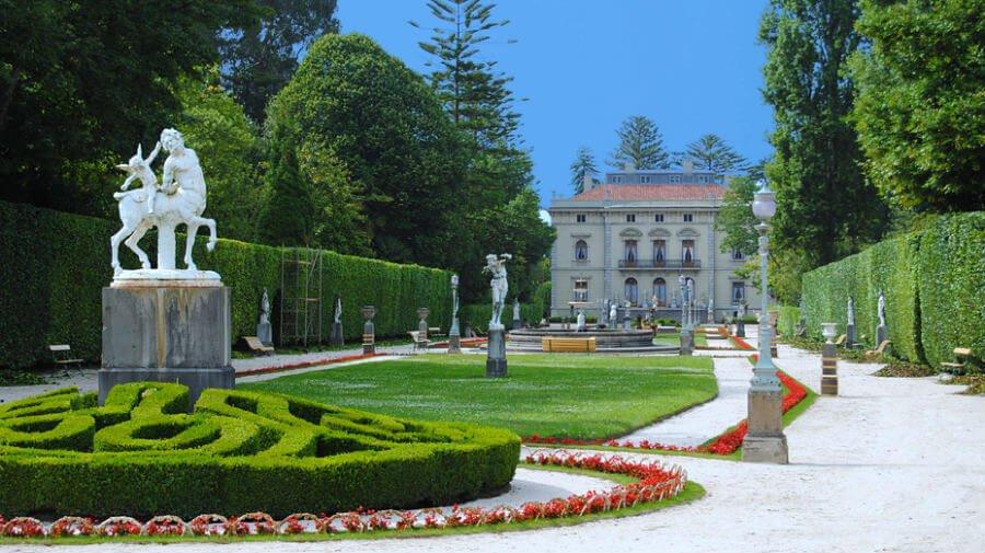 Palacio de los Selgas, El Pito (Asturias) - Camino del Norte :: Albergues del Camino de Santiago