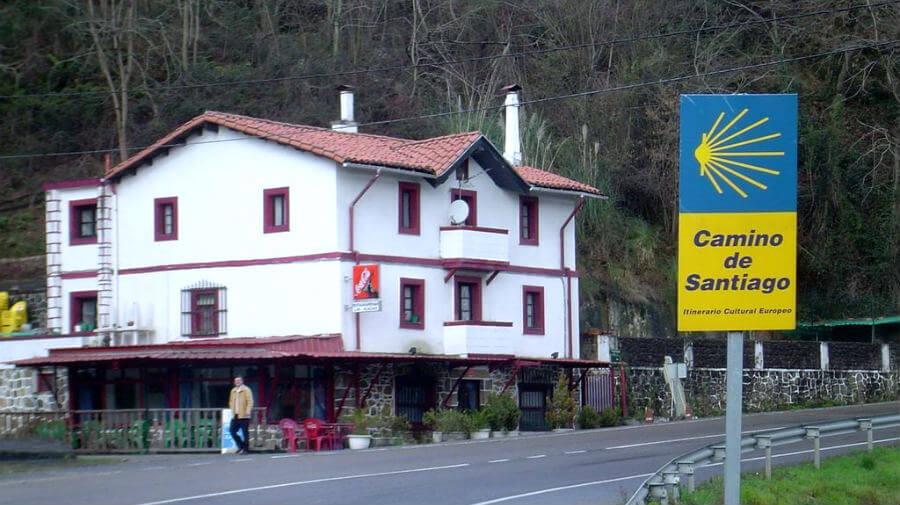 El Pontarrón de Guriezo (Cantabria) - Camino del Norte :: Albergues del Camino de Santiago