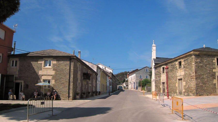 Gontán, Abadín - Camino del Norte :: Albergues del Camino de Santiago