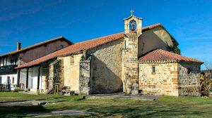 Ermita de San Julián, Güemes, Cantabria - Camino del Norte :: Albergues del Camino de Santiago
