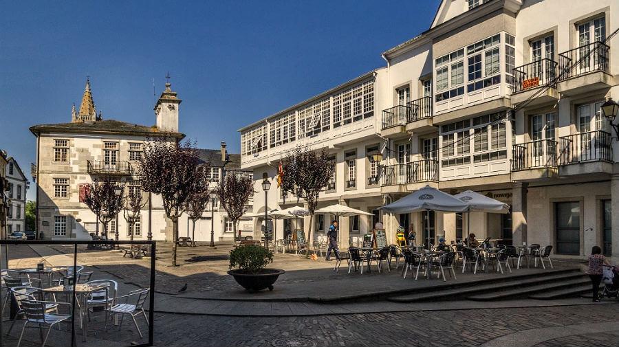 Mondoñedo, Lugo - Camino del Norte :: Albergues del Camino de Santiago