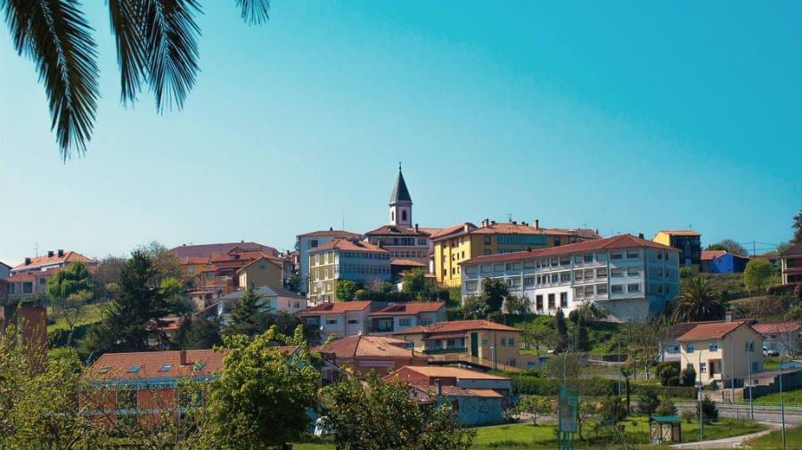 Muros de Nalón, Asturias - Camino del Norte :: Albergues del Camino de Santiago