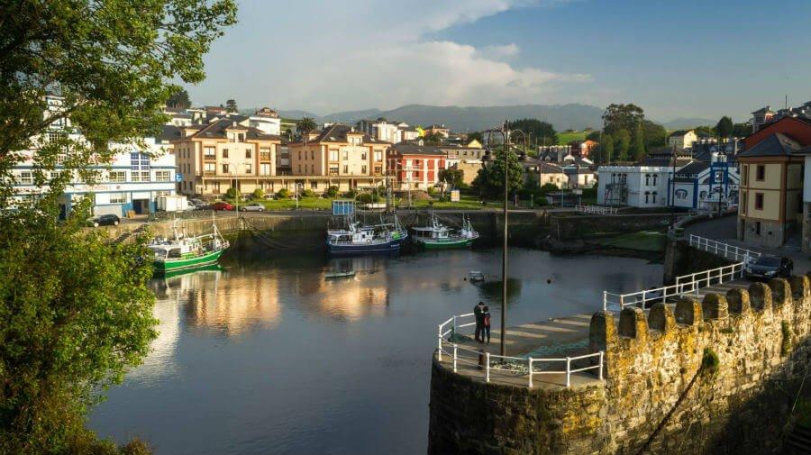 Navia, Asturias - Camino del Norte :: Albergues del Camino de Santiago
