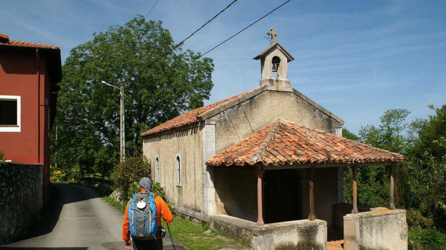 Piñeres de Pría (Llanes - Asturias) - Camino del Norte :: Albergues del Camino de Santiago