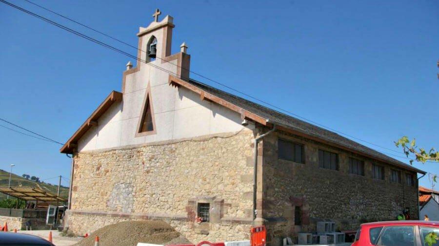 Iglesia de San José, Requejada-Polanco (Cantabria - Camino del Norte) :: Albergues del Camino de Santiago
