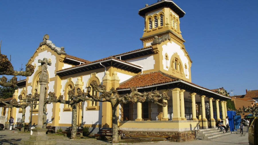 Salinas (Castrillón - Asturias) - Camino del Norte :: Albergues del Camino de Santiago