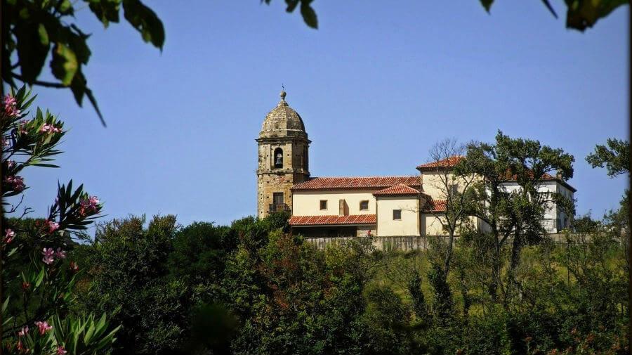 San Martín de Laspra, Asturias - Camino del Norte :: Albergues del Camino de Santiago
