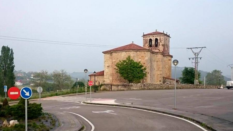 Santa Cruz de Bezana (Cantabria) - Camino del Norte :: Albergues del Camino de Santiago