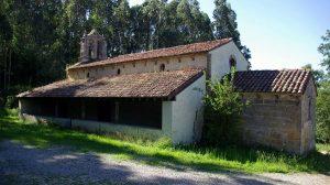 Iglesia de Santa María, Sebrayo (Villaviciosa - Asturias) :: Albergues del Camino de Santiago