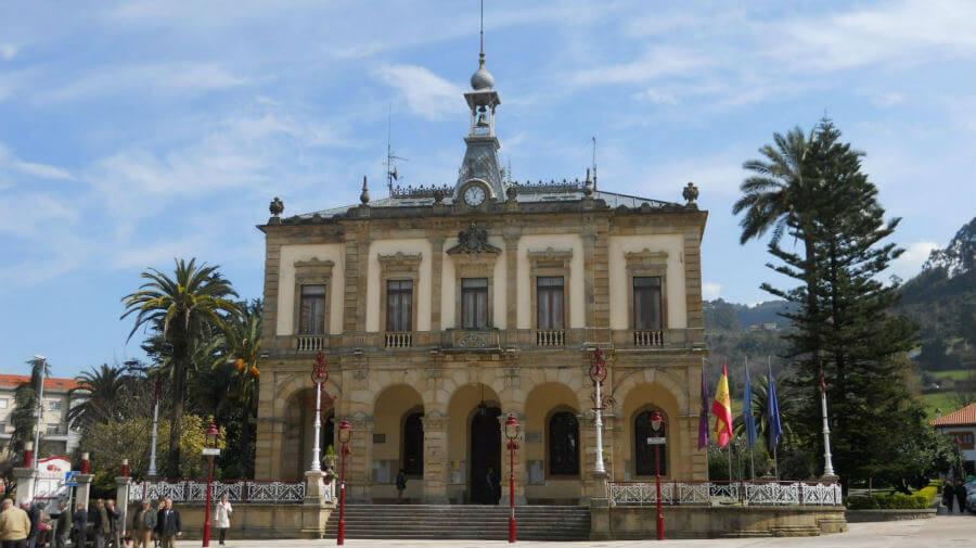 Ayuntamiento de Villaviciosa (Asturias) - Camino del Norte :: Albergues del Camino de Santiago