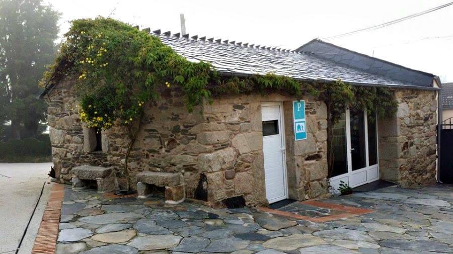 Albergue A Casa de Carmen, Barbadelo, Lugo - Camino Francés :: Albergues del Camino de Santiago