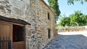 Albergue A Horta de Abel, Triacastela, Lugo - Camino Francés :: Albergues del Camino de Santiago