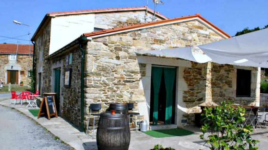 Albergue A Paso de Formiga, Portos, Lugo - Camino Francés :: Albergues del Camino de Santiago