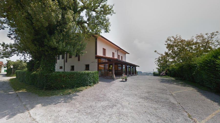Albergue Agote Aundi, Askizu, Guetaria, Guipúzcoa - Camino del Norte :: Albergues del Camino de Santiago