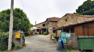Albergue Casa Domingo, Pontecampaña, Lugo - Camino Francés :: Albergues del Camino de Santiago