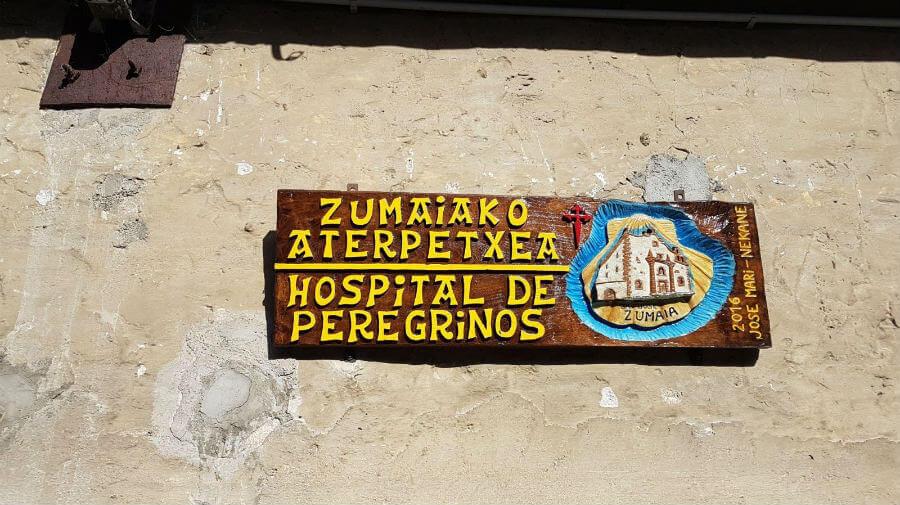 Albergue de peregrinos Convento de San José, Zumaya, Guipúzcoa - Camino del Norte :: Albergues del Camino de Santiago