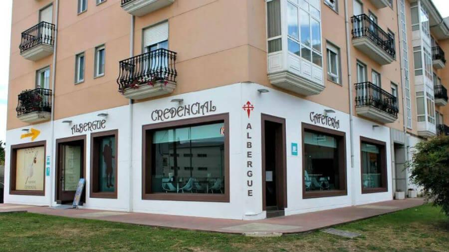 Albergue Credencial, Sarria, Lugo - Camino Francés :: Albergues del Camino de Santiago