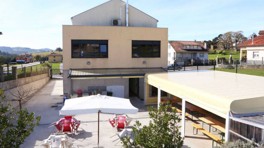 Albergue Edreira, O Pedrouzo, La Coruña - Camino Francés :: Albergues del Camino de Santiago