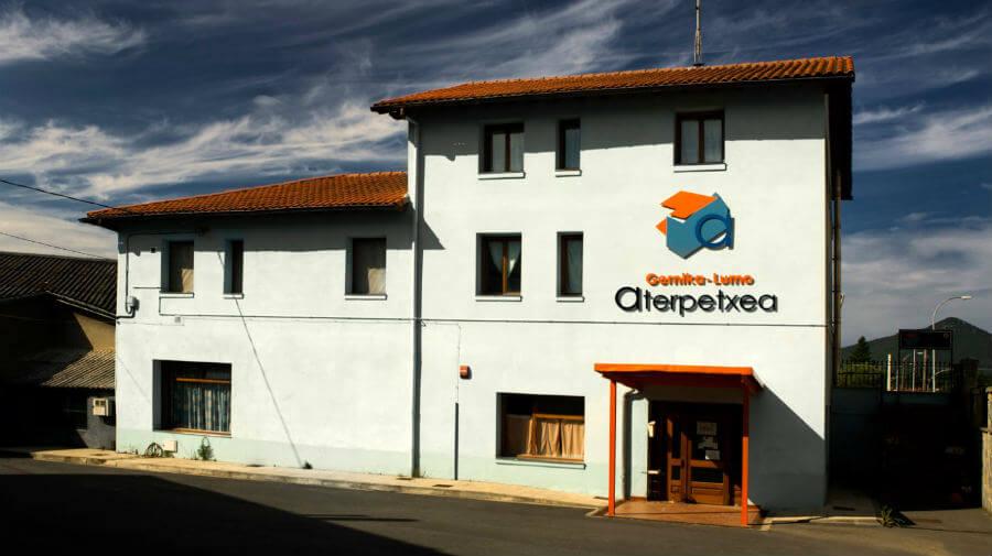 Albergue Gernika Lumo Aterpetxea, Gernika-Lumo, Vizcaya - Camino del Norte :: Albergues del Camino de Santiago