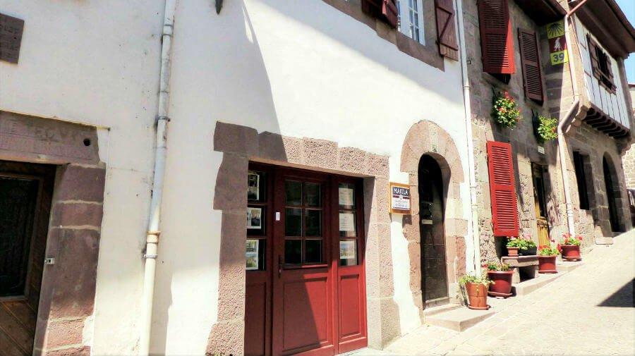 Albergue Gîte Makila, Saint Jean Pied de Port, Francia - Camino Francés :: Albergues del Camino de Santiago