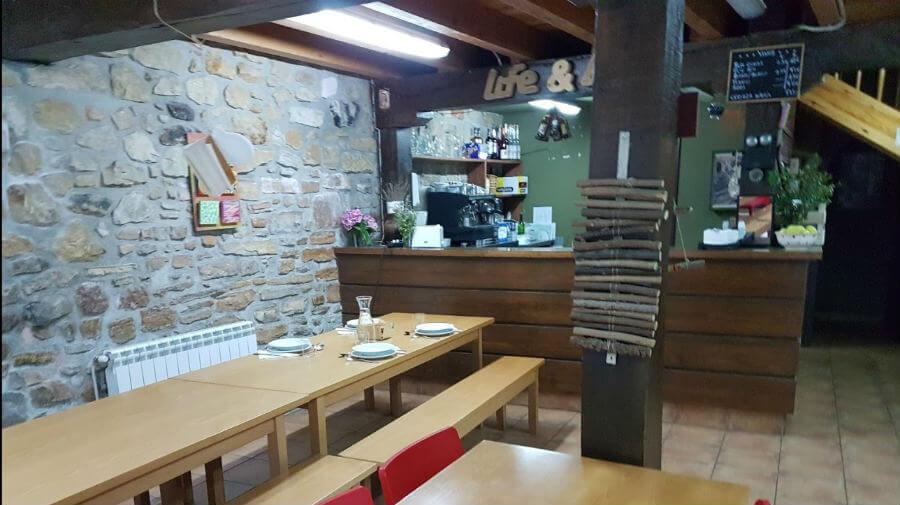 Albergue Goikoerrota, Fuenterrabía, Guipúzcoa - Camino del Norte :: Albergues del Camino de Santiago