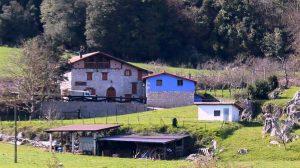 Albergue Intxauspe, Markina-Xemein, Vizcaya - Camino del Norte :: Albergues del Camino de Santiago