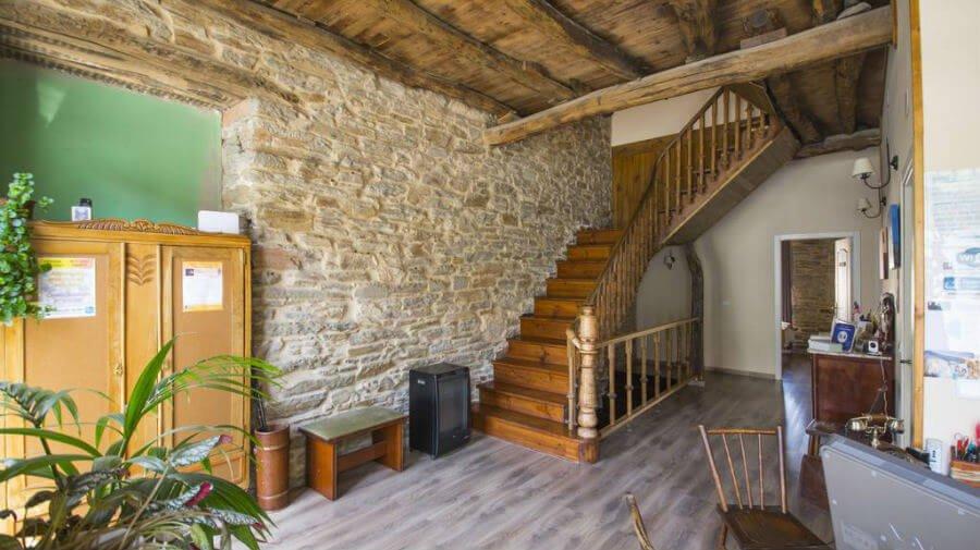 Albergue La Casona de Sarria, Sarria, Lugo - Camino Francés :: Albergues del Camino de Santiago